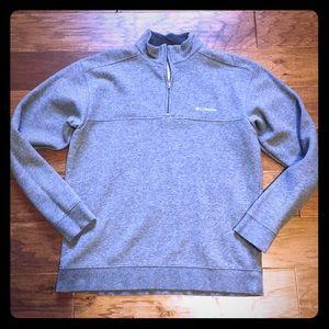 Columbia half zip sweatshirt Sz M